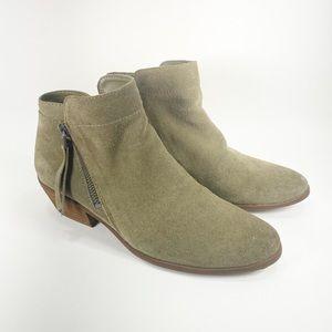 Sam Edelman Petty Chelsea Ankle Boots Size 7.5
